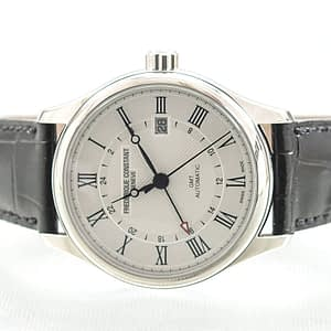 Frederique Constant Classics Automatic GMT Date Men's Watch ref. FC-350MC5B6