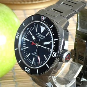 Alpina Seastrong Diver GMT AL-247LNN4TV6B