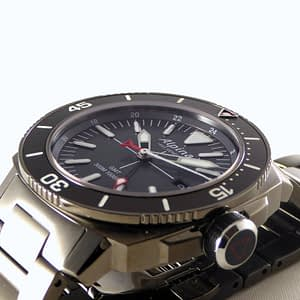 Alpina Seastrong Diver GMT Date ref. AL-247LGG4TV6B