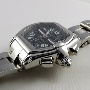 Cartier Roadster XL Chronograph Black 2618
