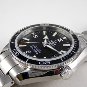 Omega Seamaster Planet Ocean 600M 42 Full Set Bracelet Co-axial watch 2201.50