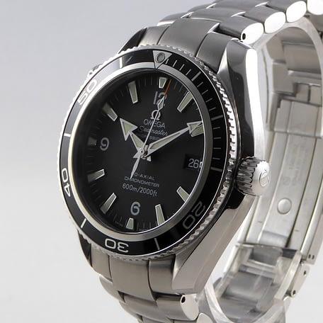 Omega Seamaster Planet Ocean 600M 42 Full Set Bracelet Co-axial watch 2201.50