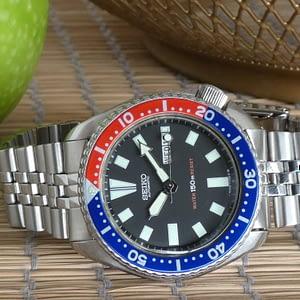 Seiko 6309-729A Pepsi SS