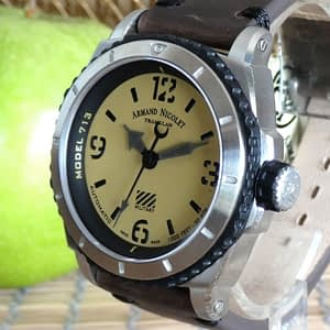 Armand Nicolet S05-3 A713PGN-KN