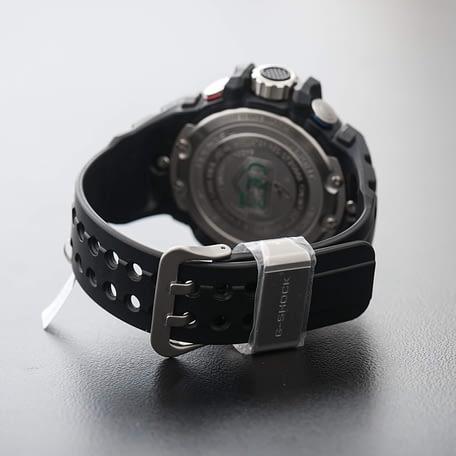 Casio G-Shock Gulfmaster Triple Sensor Smart Access Radio Watch GWN-1000B-1BER