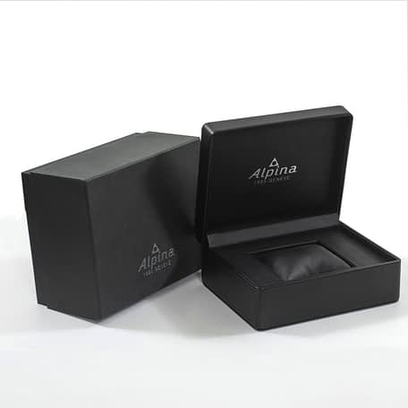 Alpina watch box