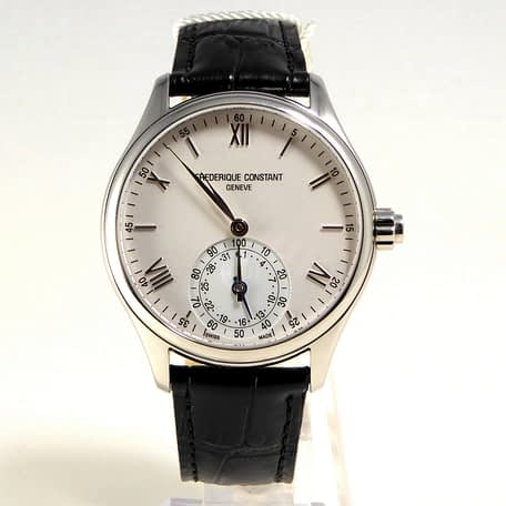 Frederique Constant Horological Smartwatch tracking Sleep Date FC-285S5B6