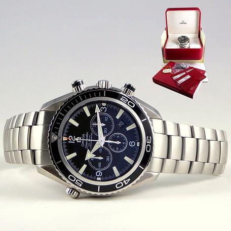 Omega Seamaster Planet Ocean Chronograph 45