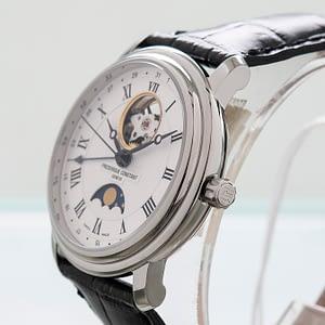 Frederique Constant Classic Heartbeat Moonphase Date Watch ref. FC-335MC4P6