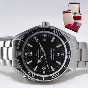 Omega Seamaster Planet Ocean 600M 42 Full Set Bracelet Co-axial 2201.50