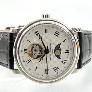 Frederique Constant Classic Heartbeat Moonphase Date Watch ref. FC-335MC4P6