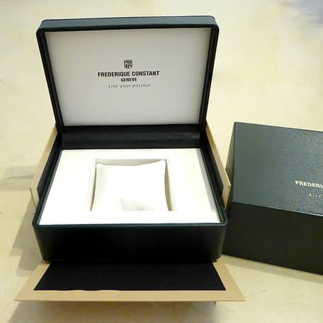 Frederique Constant Box