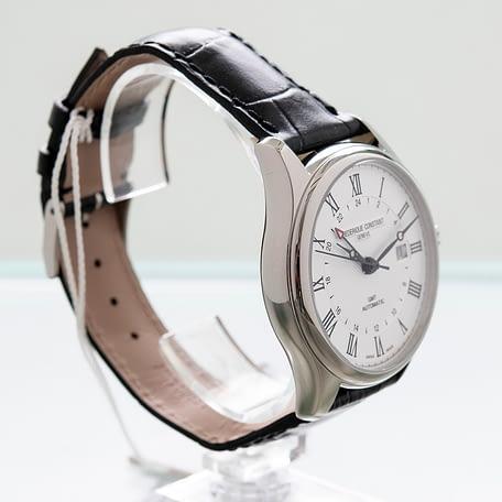 Frederique Constant Classics Automatic GMT Date Men's Watch ref. FC-350MC5B6